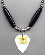 Funeral For a Friend Tales Don't Tell Themselves Album Guitar Pick Necklace