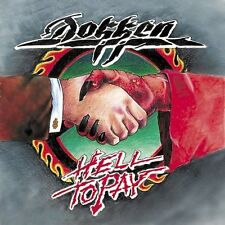 Dokken - Hell to Pay  (CD, Jul-2004, Sanctuary (USA)