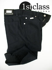 BOSS BLACK Jeans ALABAMA in 32/30 dark blue aus griffiger Baumwolle