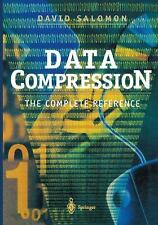 Data Compression: The Complete Reference-ExLibrary