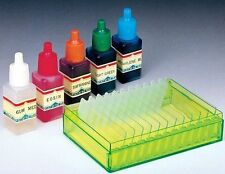 Beginners Biological Slides Specimen Staining Kit For Kids Students