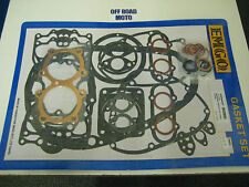 TRIUMPH 650cc OHV UNIT TR6, T120 FULL ENGINE GASKET KIT ALL YEARS. 1963-1971.