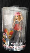 Takara Tomy Pokemon Monster Collection Serena & Fennekin Action Figure Set RARE
