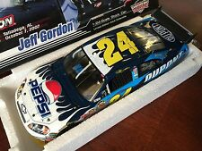2007 Jeff Gordon Pepsi TALLADEGA Race Win COT diecast car 1 of 3192