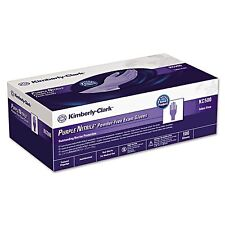 KIMBERLY-CLARK STERLING NITRILE MEDICAL EXAM GLOVES - SMALL - PURPLE - 100 CT