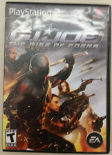 Gi Joe: The Rise Of Cobra For PlayStation 2 PS2 Complete Tested