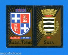 [GCG] CALCIATORI 2002-03 Figurina-Sticker n. 666 -TORRES SORA SCUDETTO-New