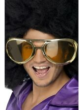 Giant Seventies 70s Disco Rock Specs Sunglasses Fancy Dress Costume 31055
