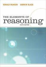 The Elements of Reasoning-ExLibrary