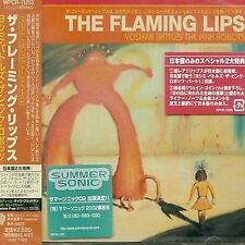 Yoshimi Battles the Pink Robots by The Flaming Lips (CD, Aug-2003 (REF BOX C2)