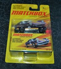 2010 MATCHBOX LENSEY EDITION '72 LOTUS EUROPA SPECIAL