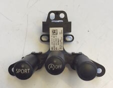 Genuine Used MINI MSA + Sport Buttons for R56 - 3422719