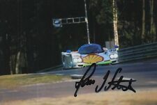 HANS STUCK HAND SIGNED PORSCHE 6X4 PHOTO LE MANS 13.