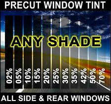 PreCut All Sides & Rears Window Film Any Tint Shade VLT for Hyundai & KIA Glass