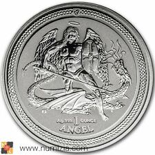 ISLA DE MAN 1 Angel 2016 reverso Proof (S/C - Proof)