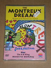 THE MONTREUX DREAM (B.B.KING, R.E.M., MILES DAVIS) - DVD SIGILLATO (SEALED)