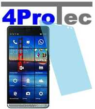 HP Elite x3 (4x) CrystalClear LCD screen guard protector de pantalla