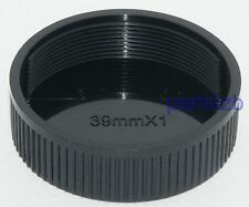 M39 screw fit ,  Rear camera  lens Cap .    L39 thread