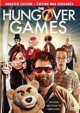 The Hungover Games (DVD, 2014,Audio English,Thai,Francais, Portuguese & Espanol)