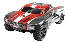 1:10 Blackout SC PRO Short Course RC Truck 2.4GHz Brushless Motor Red New