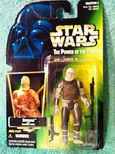 DENGAR | Star Wars Power of the force figure 1997 Freeze Frame