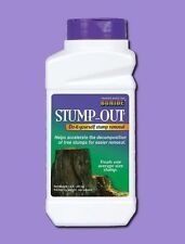 (2) ea Bonide # 272 1 lb Stump Out Do It Yourself Tree Stump Remover Decomposer