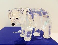 "SWAROVSKI  "" MOTHER  BEAR "" , #866263   ALERT AND POWERFUL , BNIB  ,  RETIRED"