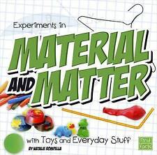 Experiments in Material and Matter with Toys and Everyday Stuff by Natalie...