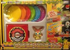 POKEMON BEST WISHES MONSTER COLLECTION ELECTRIC ROTATING ROUTER GAME SET & M-021