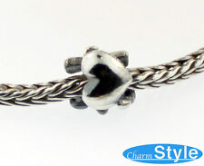100% Authentic Sterling Silver Trollbeads 11119 Faith, Hope, & Charity