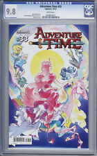 "Adventure Time #33   1st ""Over the Garden Wall"" in Preview   1st print   CGC 9.8"