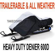 Deluxe Trailerable Snowmobile Cover Ski Doo XL C