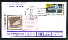 1970 US rocket mail RRI flight XXIX, Apollo 13 -135C1f