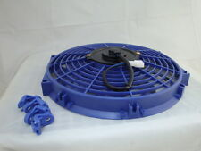 12 INCH LOW PROFILE BLUE HIGH PERFORMANCE THERMO FAN