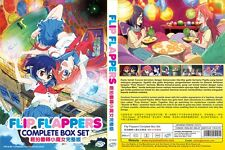 Flip Flappers (Chapter 1 - 13 End) ~ DVD ~ English Subtitle ~ Japan Anime