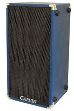 Carvin Bass Cabinet 210MBE Blue Navy 2x10 8 Ohm