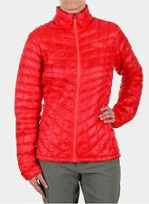 THE NORTH FACE THERMOBALL Full Zip Jacket - Melon Red - Women's Size XL
