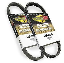 Carlisle Ultimax UTV Drive Clutch Belt for Polaris Ranger RZR 170 09-12 UA454