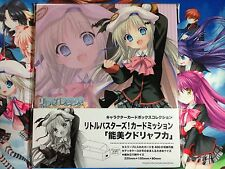 Character Card Storage Box Collection Little Busters Kudwafter Kudryavka Noumi