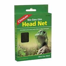Mosquito Head Net - Coghlans No-See-Um Headnet - Over Hat Bug Face Mask 0160