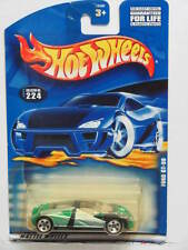 HOT WHEELS 2000 FORD GT-90 #224 GREEN