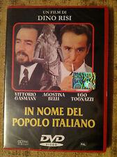 In nome del popolo italiano - un film di Dino Risi - dvd nuovo sigillato
