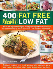 Fat Free, Low Fat Cooking