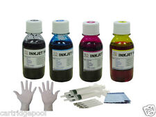 Refill ink kit for HP 564 564XL B8553 B8558 C309 C5383 C5388 5x4oz/s/gloves