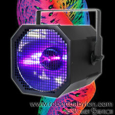 Equinox UV 400 W ULTRA VIOLET Neon UV CANNON Blacklight DJ DISCOTECA LUCE