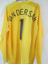 Manchester United Van Der Sar 2006-2007 Goalkeeper Football Shirt Large /34872