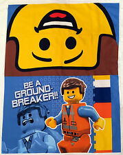 """LEGO Emmet Small Panel Fabric Polycotton - L44"""" x W34"""" inches"""
