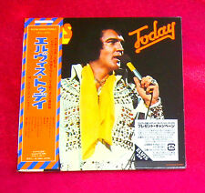 ELVIS PRESLEY TODAY JAPAN AUTHENTIC MINI LP CD NEW OUT OF PRINT RARE BVCM-35506