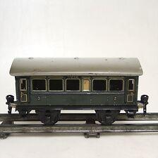 Vorkrieg Märklin  Spur 0 17250 2. + 3. Klasse bespielt 4x zu öffnende Türen