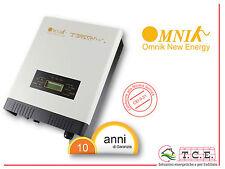 Inverter fotovoltaico OMNIKSOL 4.0 K-TL2  4 kW 10 anni garanzia - OMNIK